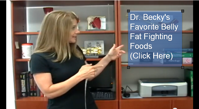Dr. Becky's Favorite Belly Fat Fighting Foods - Dr Becky ...