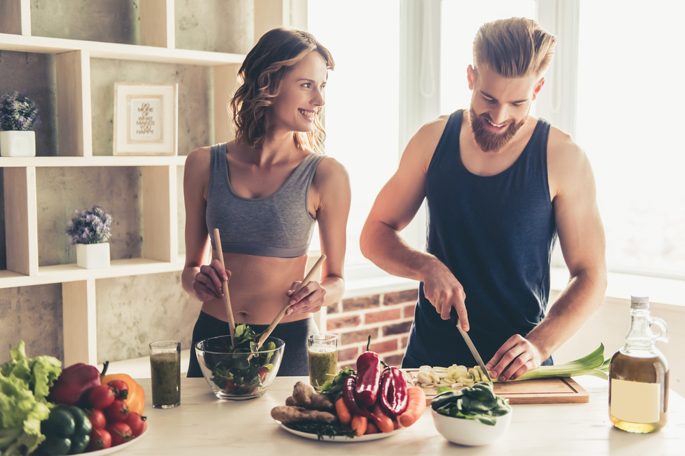Healthy relationship with food