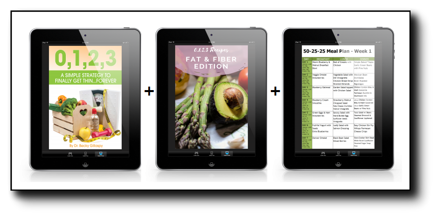 0,1,2,3 Diet Plan and Recipes