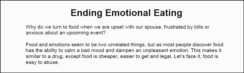 ending-emotional-eating
