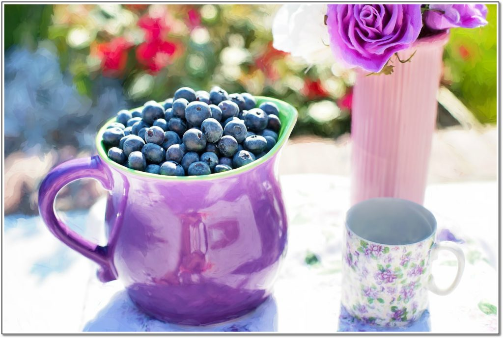 Why you should eat more berries blueberries