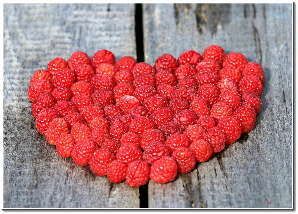 Why you should eat more berries heart