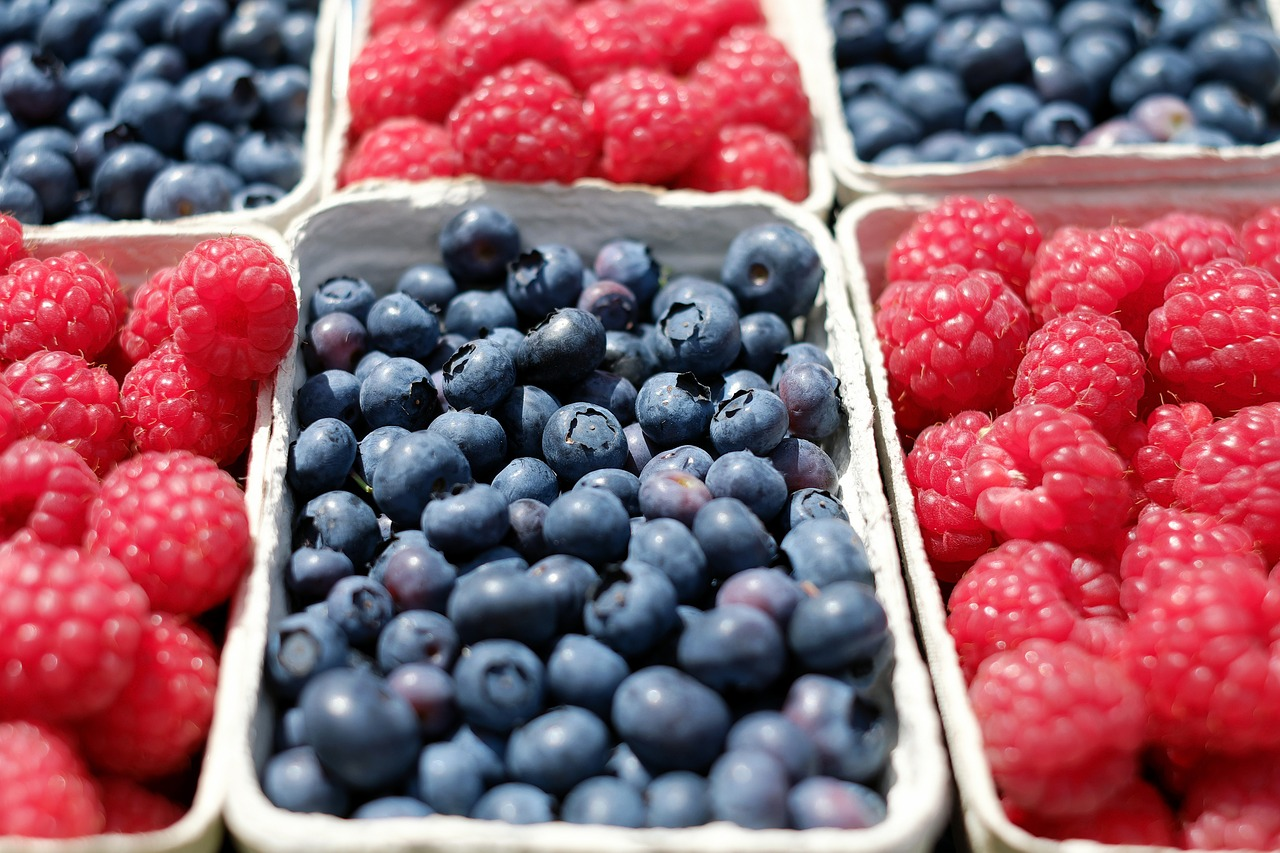 Why you should eat more berries