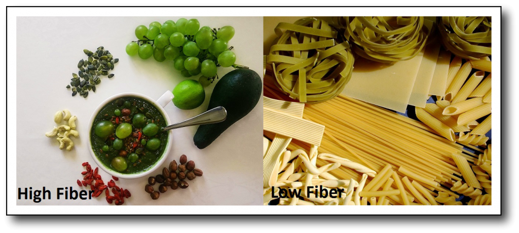 How to Cut Carbs without Starving Fiber