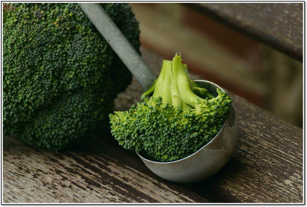 Vegetable Detox Broccoli