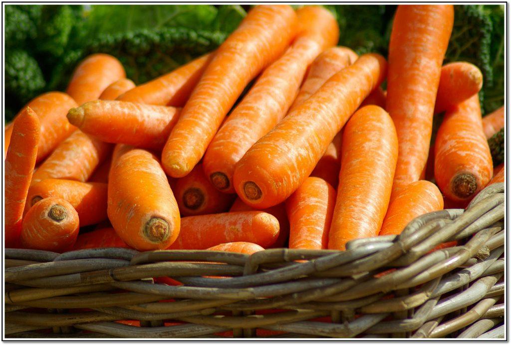 Vegetable Detox Carrot