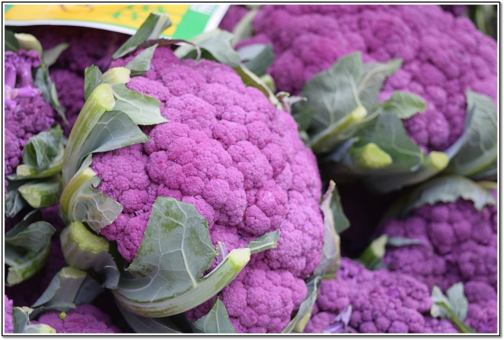 Vegetable Detox Cauliflower