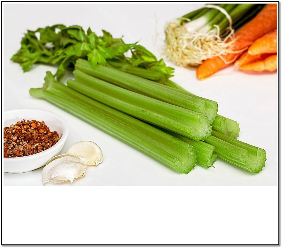 Vegetable Detox Celery