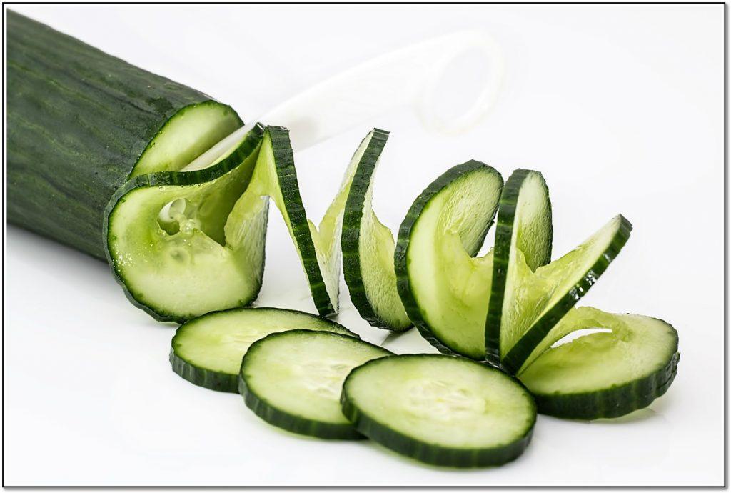 Vegetable Detox Cucumbers