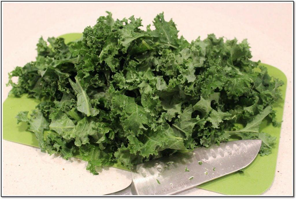 Vegetable Detox Kale