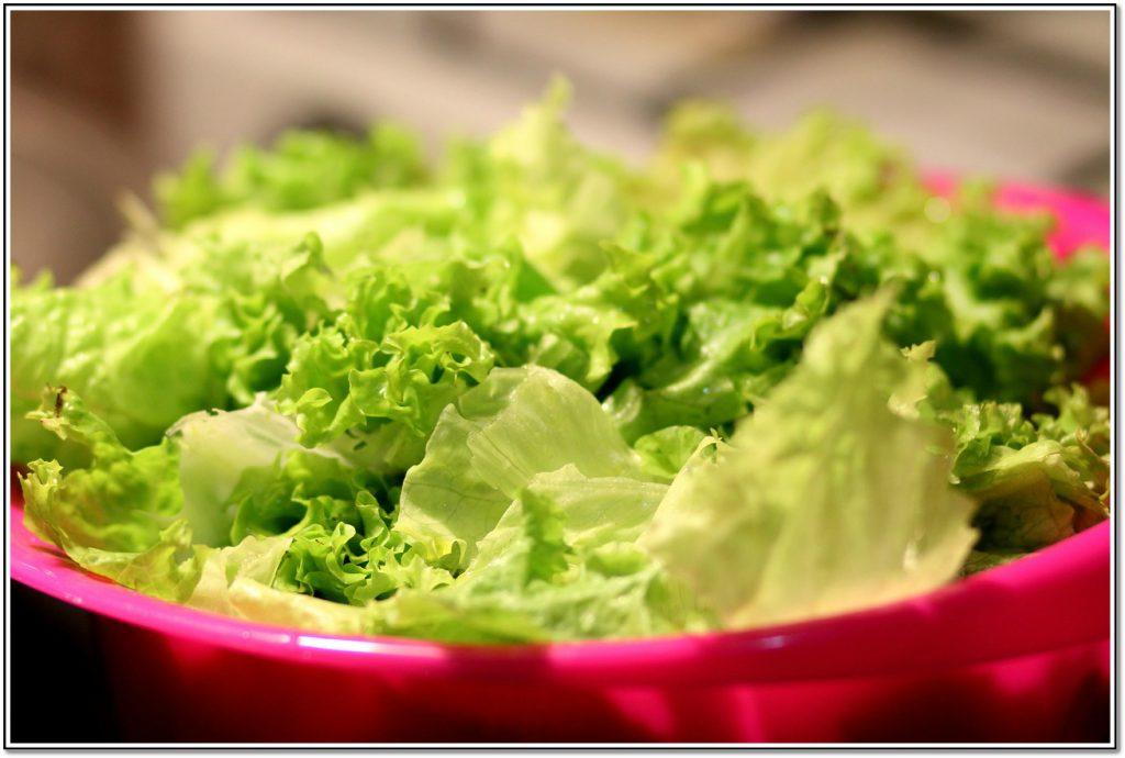 Vegetable Detox Lettuce