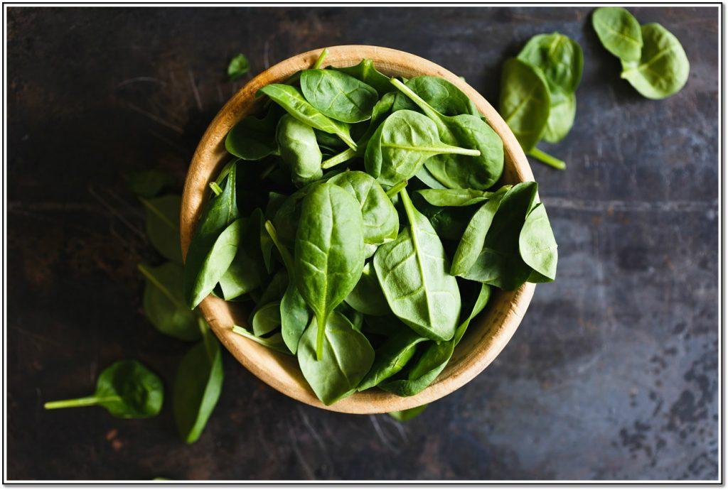 Vegetable Detox Spinach