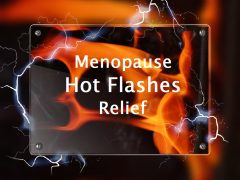 Diet For Menopause Hot Flashes Relief & Weight Loss