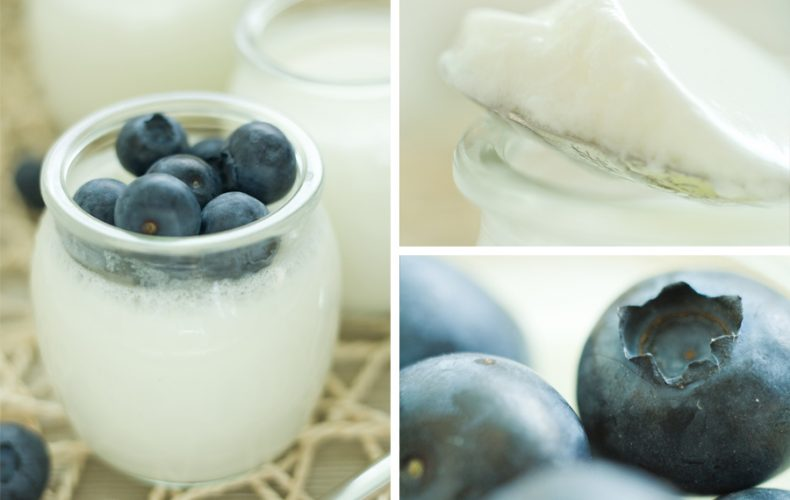 Full-Fat Yogurt Recipe with Seeds & Berries