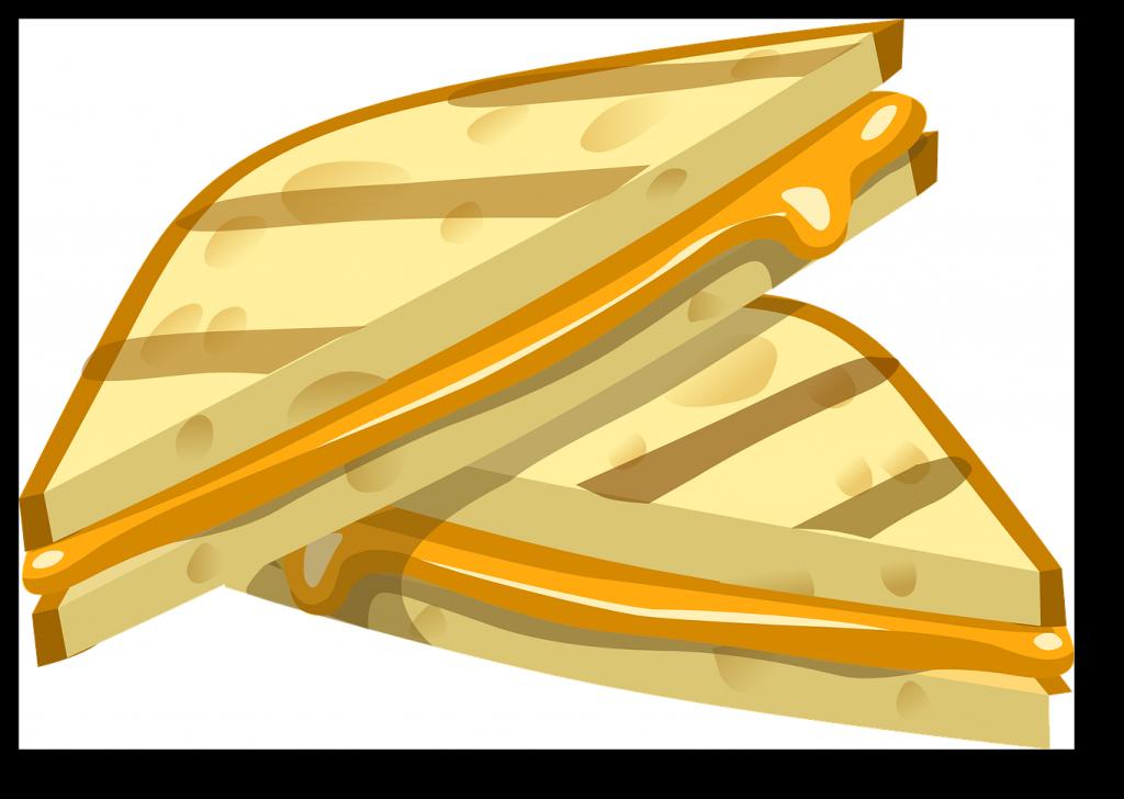 Fix a Broken metabolism Cheese sandwich