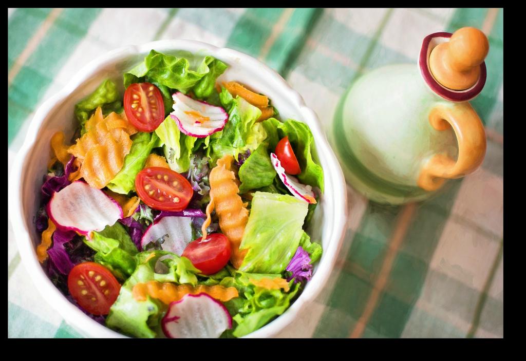 fix a broken metabolism salad