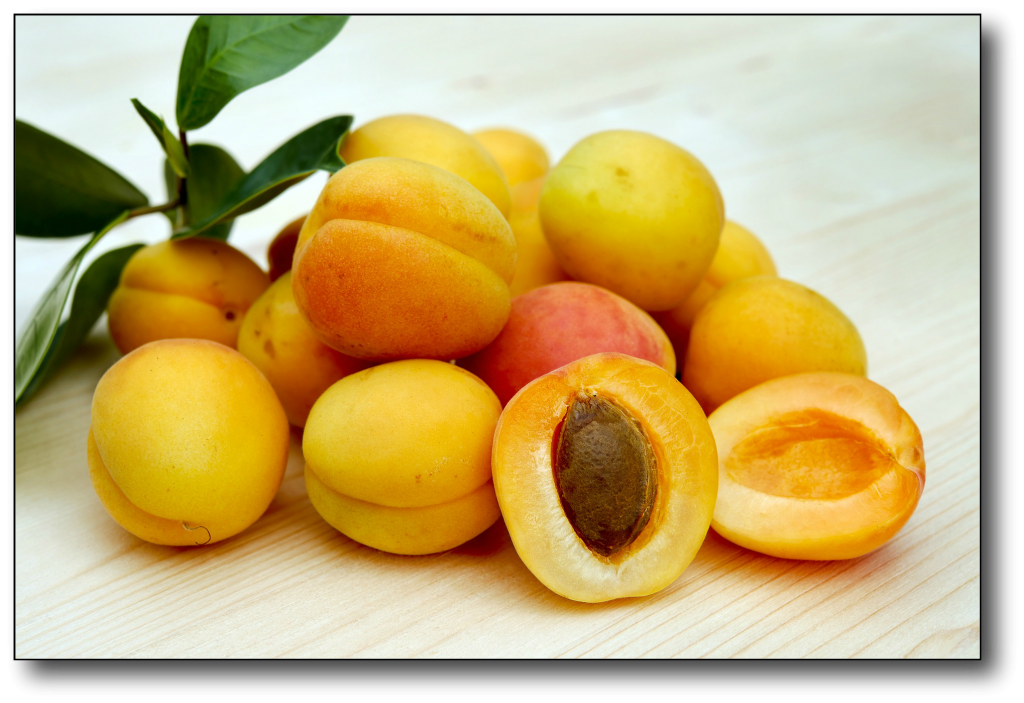 Fruit and Fat Apricots
