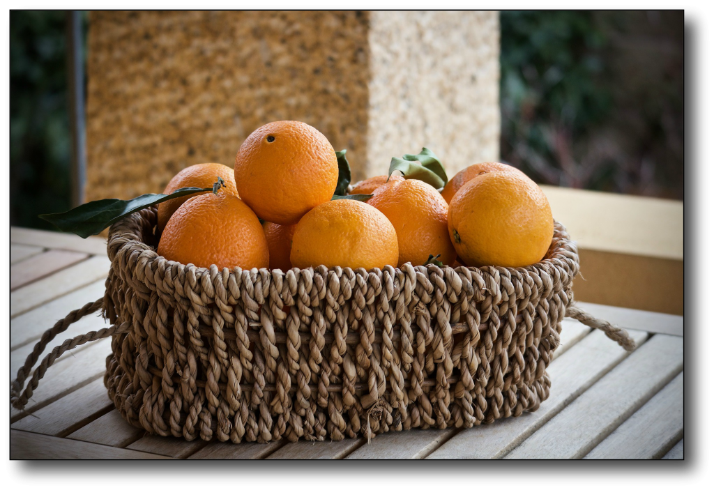 Fruit and Fat Loss Oranges