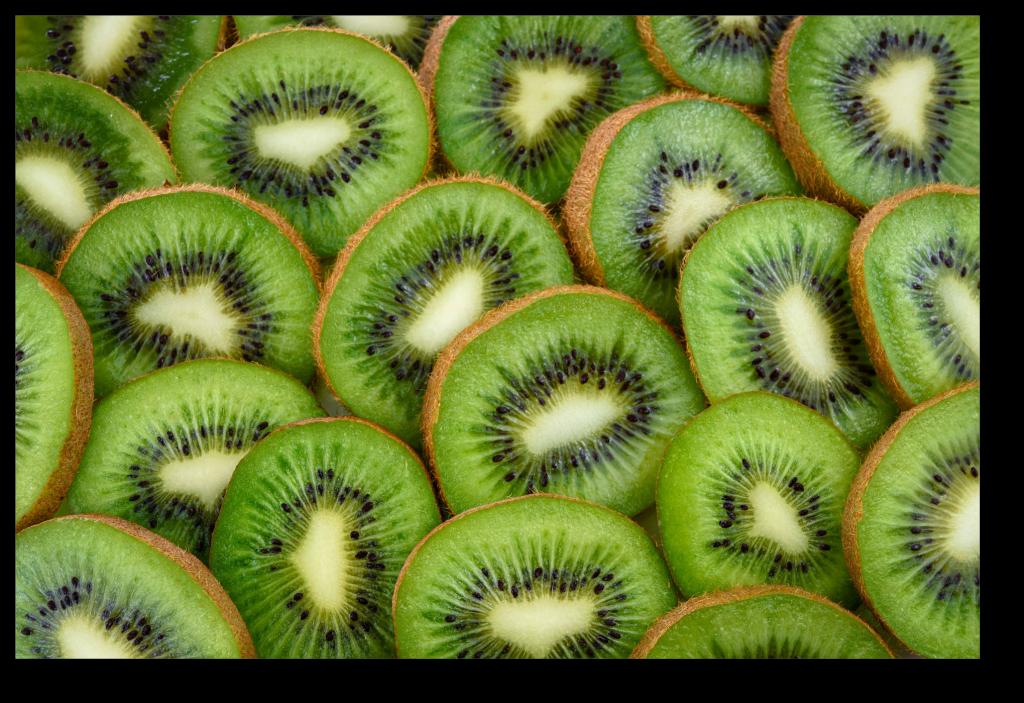 Fruit and Fat kiwi
