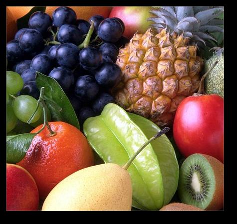 fruits and fat loss