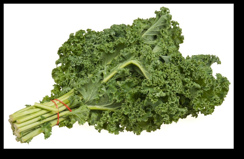 Probiotics and Fat Loss - Leafy Greens