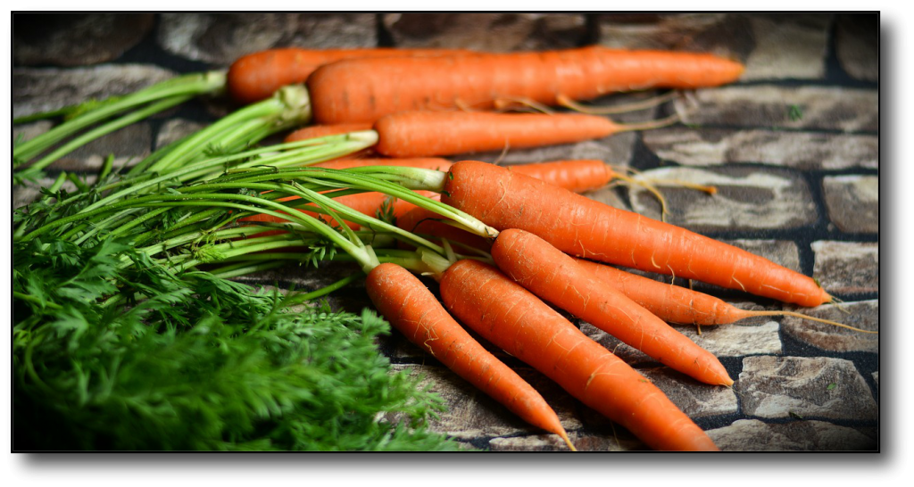 Starchy Vegetables vs Non-Starchy Vegetables carrots