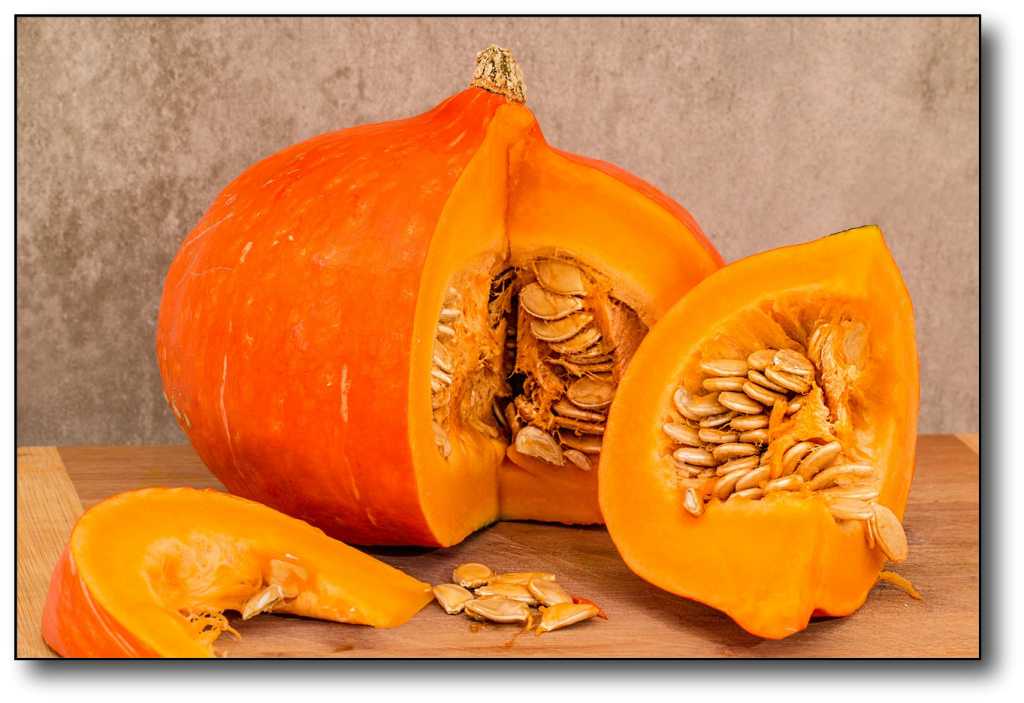 Starchy Vegetables vs Non-Starchy Vegetables pumpkin