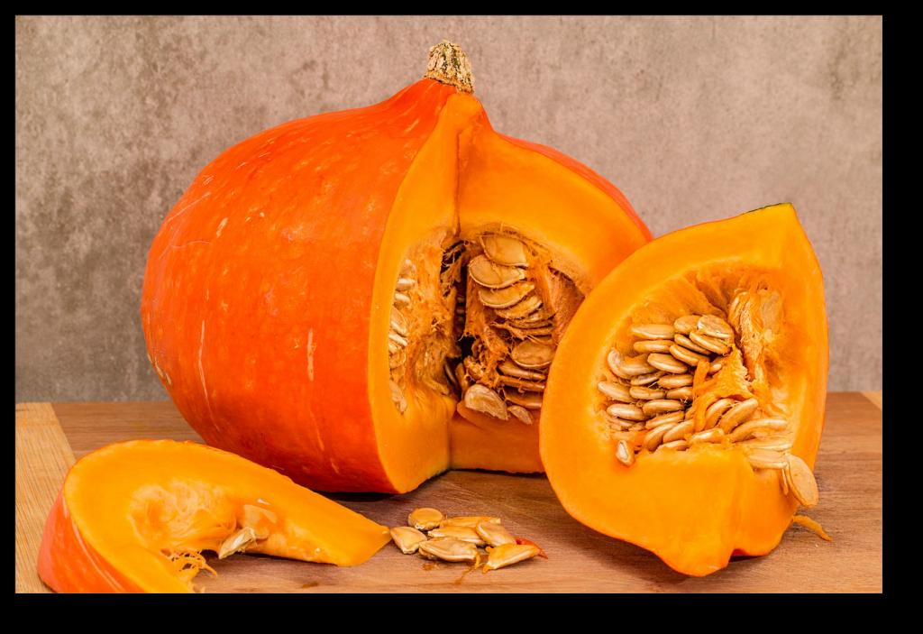 Starchy Vegetables vs Non-Starchy Vegetables pumpkin