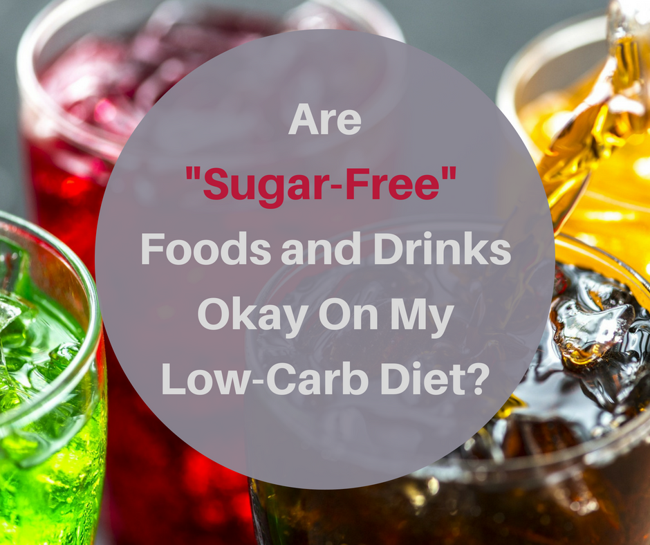 Sugar-Free on Low-Carb Diet Featured image