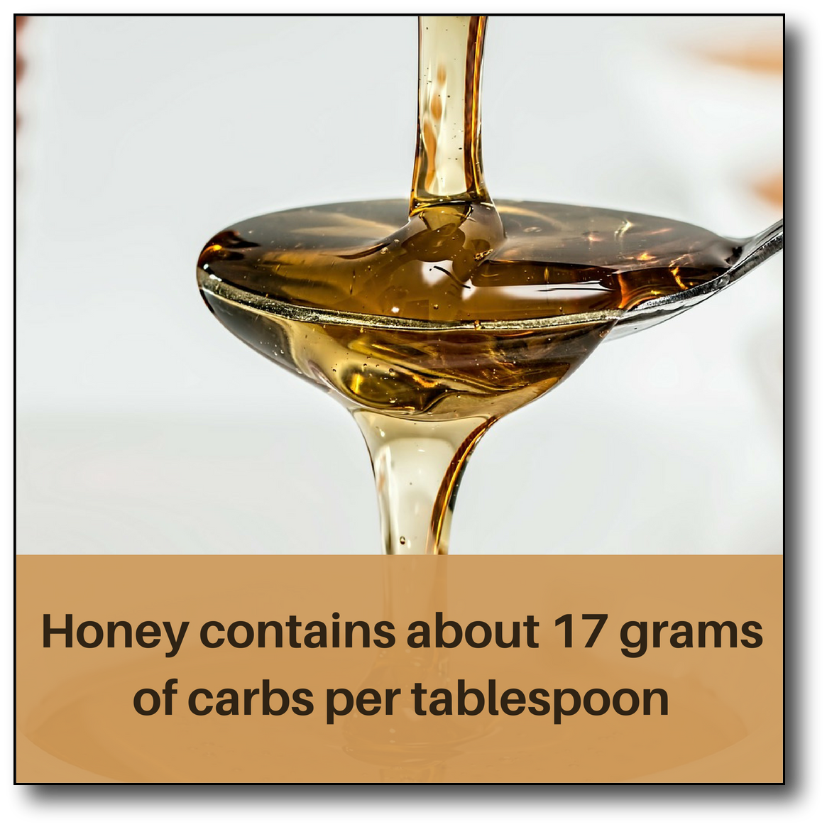 Honey on a low-carb diet - glycemic index