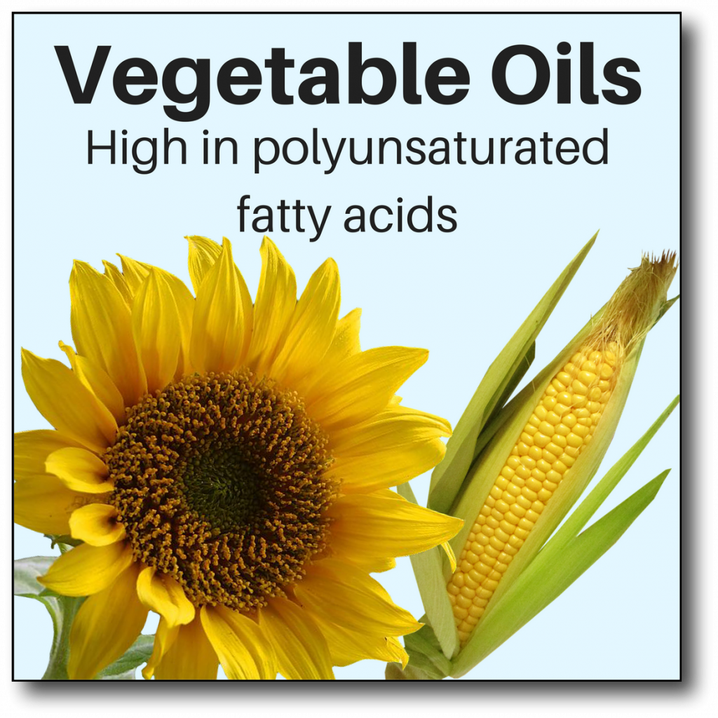 best cooking oils - vegetable oils