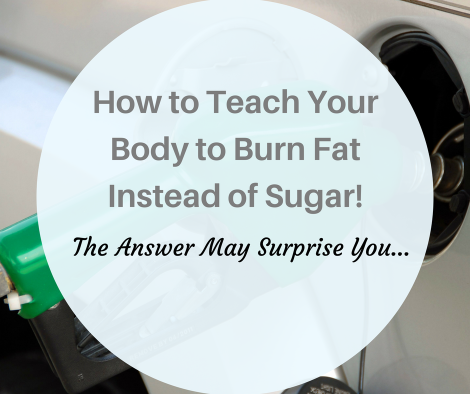 How to Burn Body Fat as Fuel & Lose Weight Faster