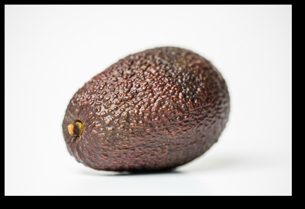 count net carbs - avocado