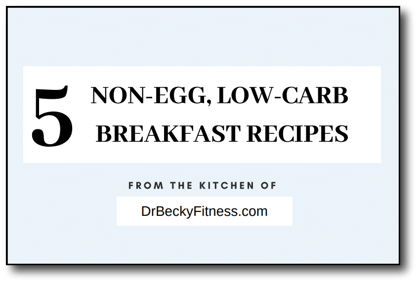 Non-egg Breakfast Recipes