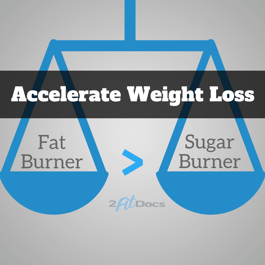 Accelerate Fat Loss: Switch Your Metabolism from Sugar to Fat -Transcript