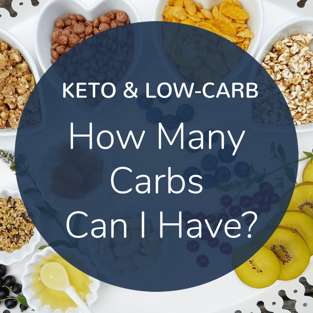 how many carbs keto low-carb