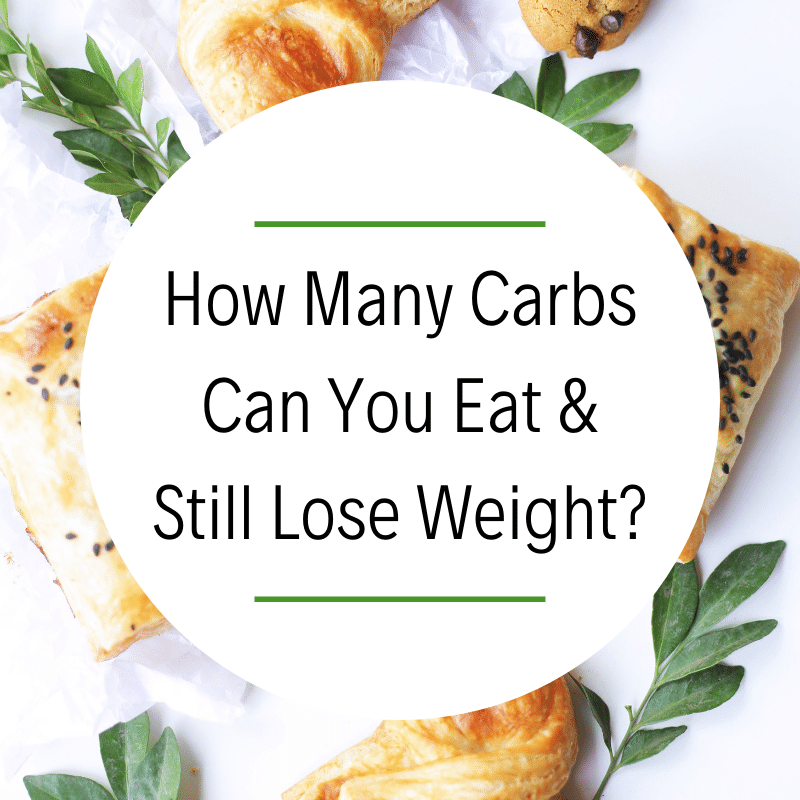 how many carbs and still lose weight