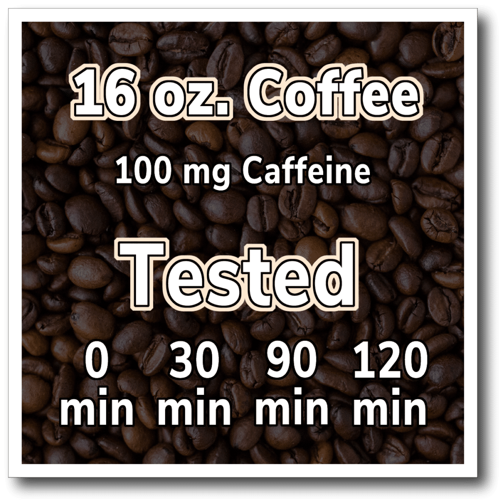 coffee intermittent fasting - experiment 2