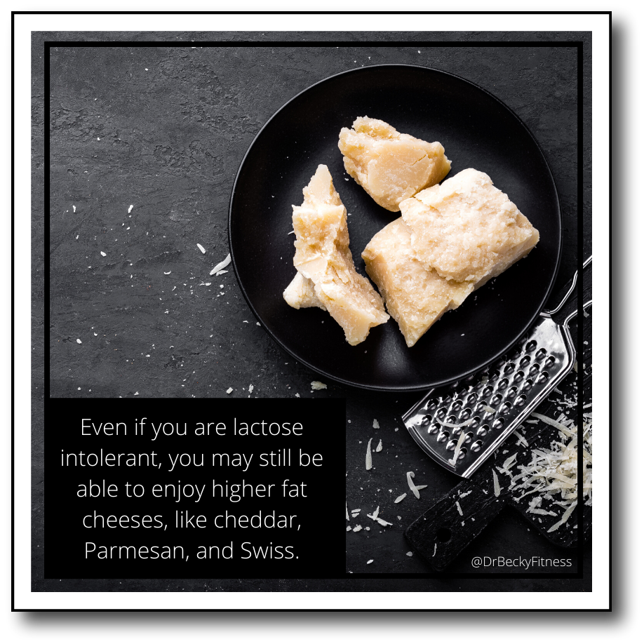 high-fat cheese snack