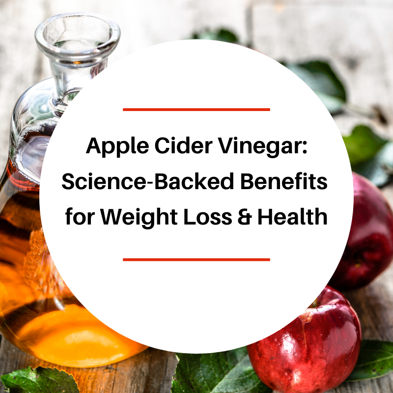 apple cider vinegar science