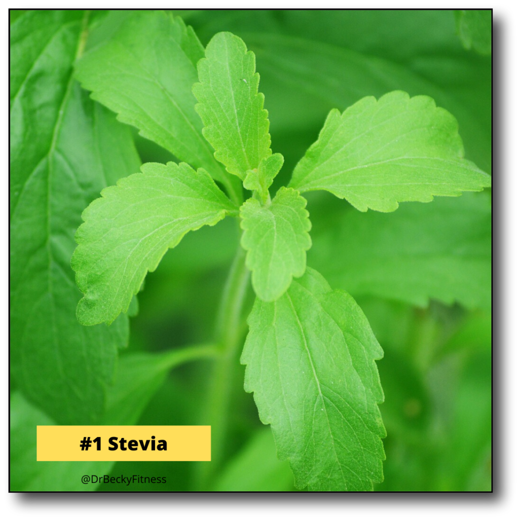 sweeteners-in-coffee-Stevia and intermittent fasting