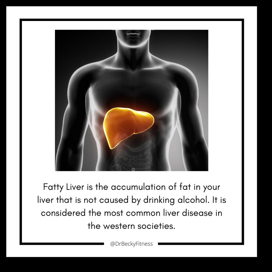 fatty liver disease definition