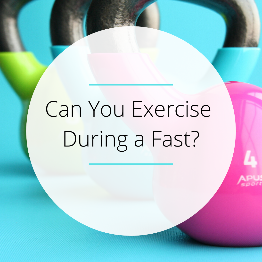 Can You Exercise During a Fast?