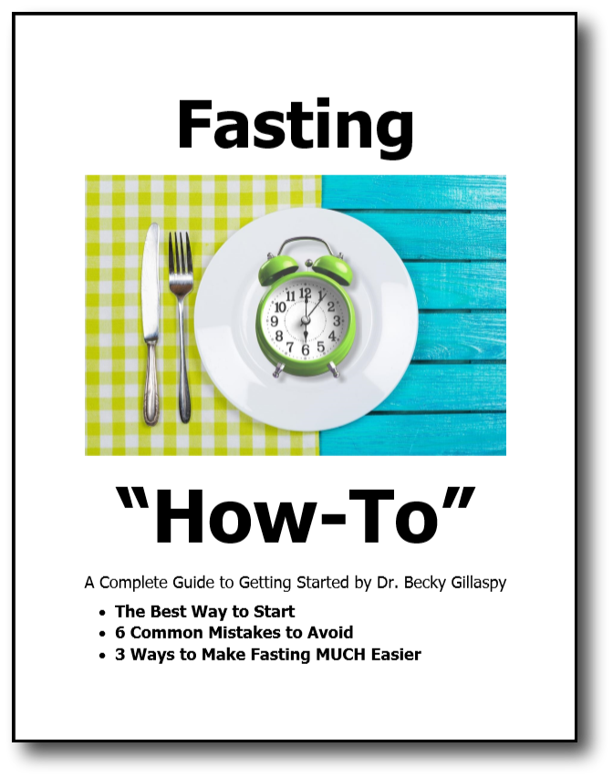 Guide on how to fast
