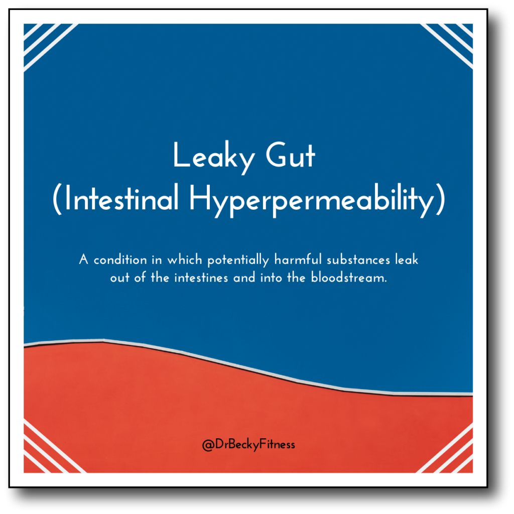 Leaky Gut Definition