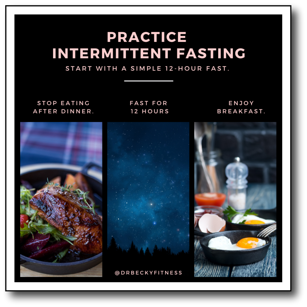 intermittent fasting and immune system