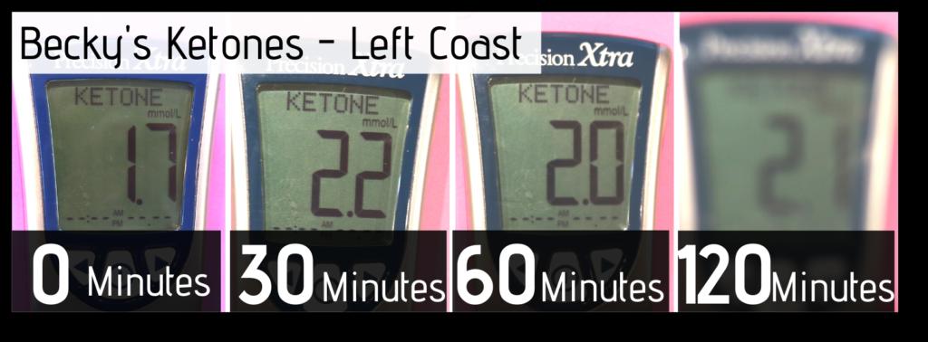mct powder vs mct oil- Left Coast B Ketones