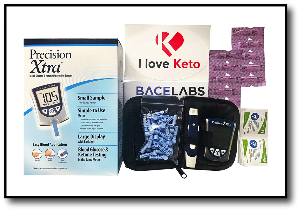 Precision Extra Blood Glucose And Ketone Monitor