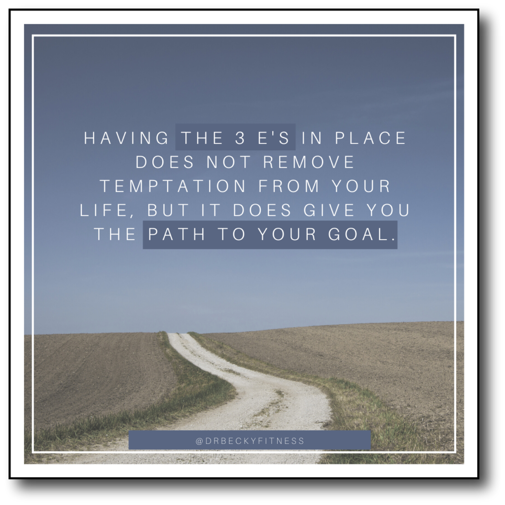 Creating a path towards your goals
