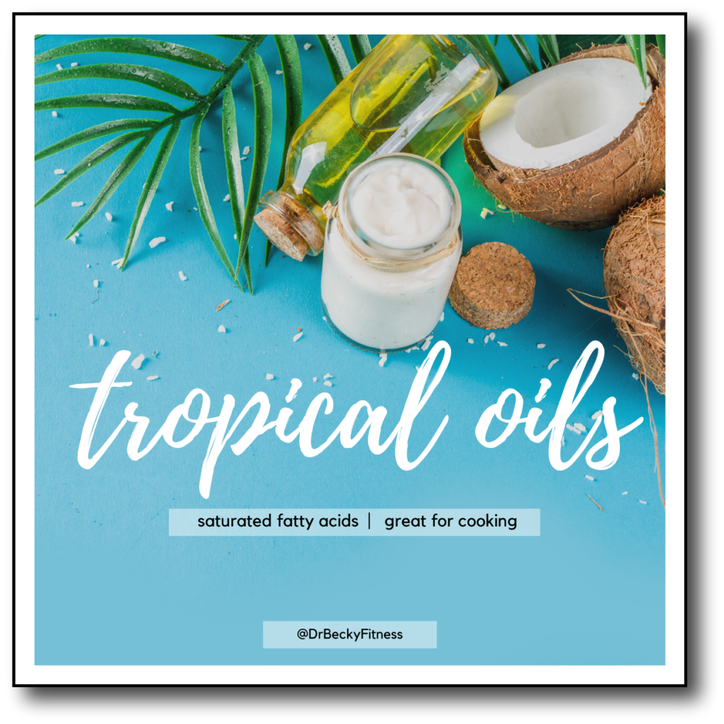 tropical oil